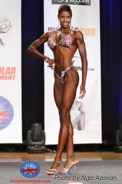 April 2012. Qualified as a NAtional NPC Figure Competitor attaining IFBB Pro Card